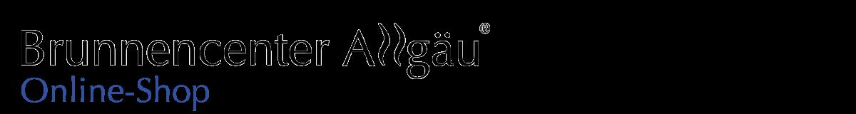 Logo Brunnencenter Allgäu - Natursteinbrunnen für den Garten