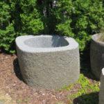 Brunnen aus Granitfindling Bwk020 (2)