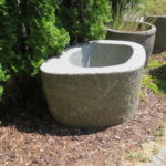 Brunnen aus Granitfindling Bwk020 (3)