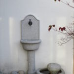 Brunnen Granit 45x133cm