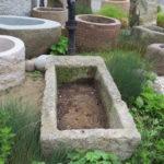 Brunnen rechteckig antik