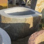 Gartenbrunnen Granit